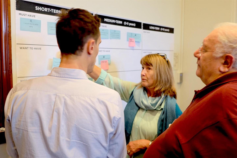 Collaborative Design Workshops