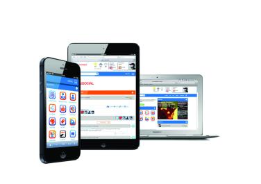 eziCONEX on any device