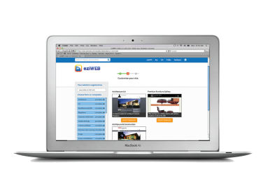eziWEB templates are built using responsive HTML5 and CSS5