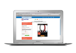 eziITEM makes it easy to upload an product, service or event to sell.