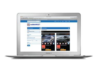eziMARKET an online market place where small businesses can easily sell their products and services.