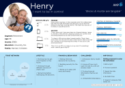 Henry - Wants to be in control