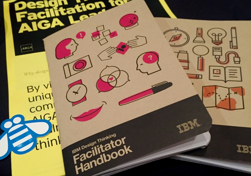 IBM Design Thinking Practice Books