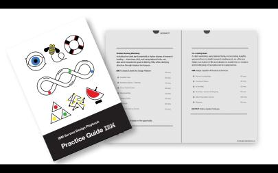 Service Design Playbook